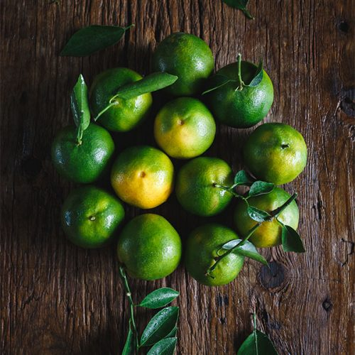 Green Mandarin Essential Oil